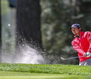 Tristan Mandur Golfing